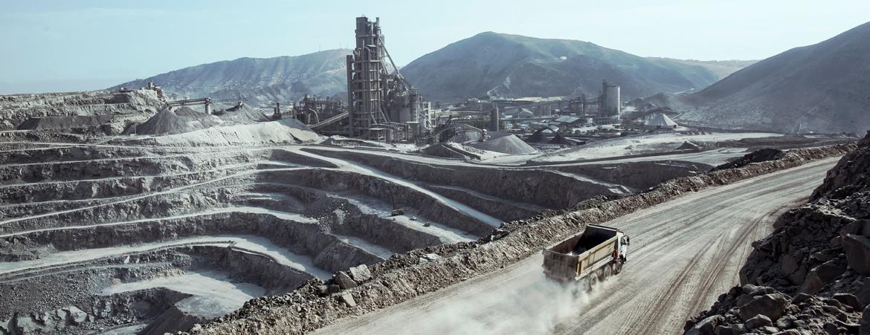 Atocongo – Pucará Quarry
