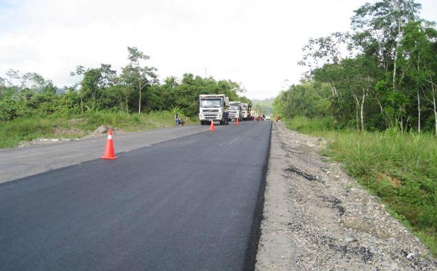 Subcontrato para la rehabilitación y mejoramiento de la carretera DV. Tocache – Puente Porongo (Tramo II)