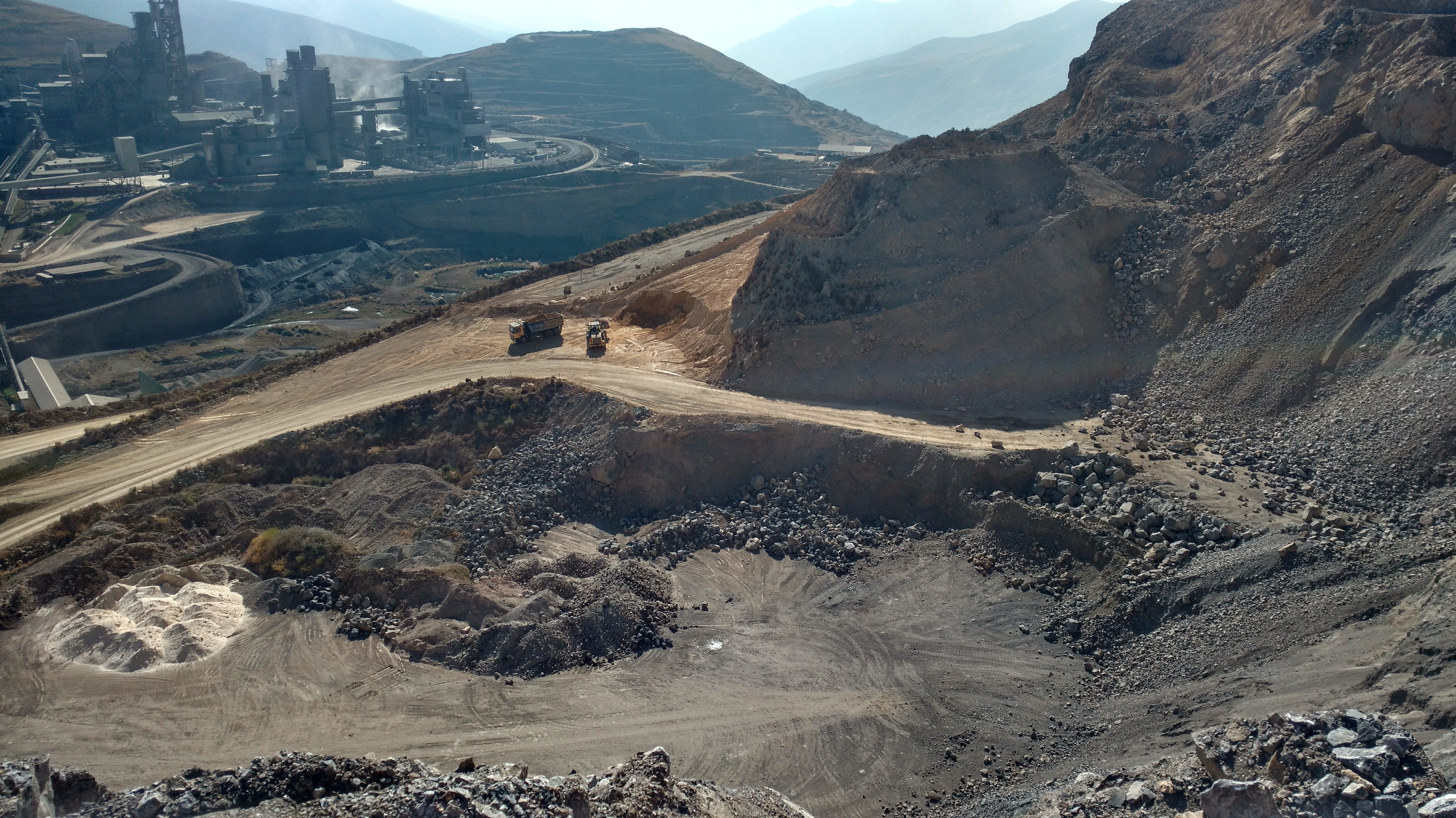 Cantera Cerro de Palo
