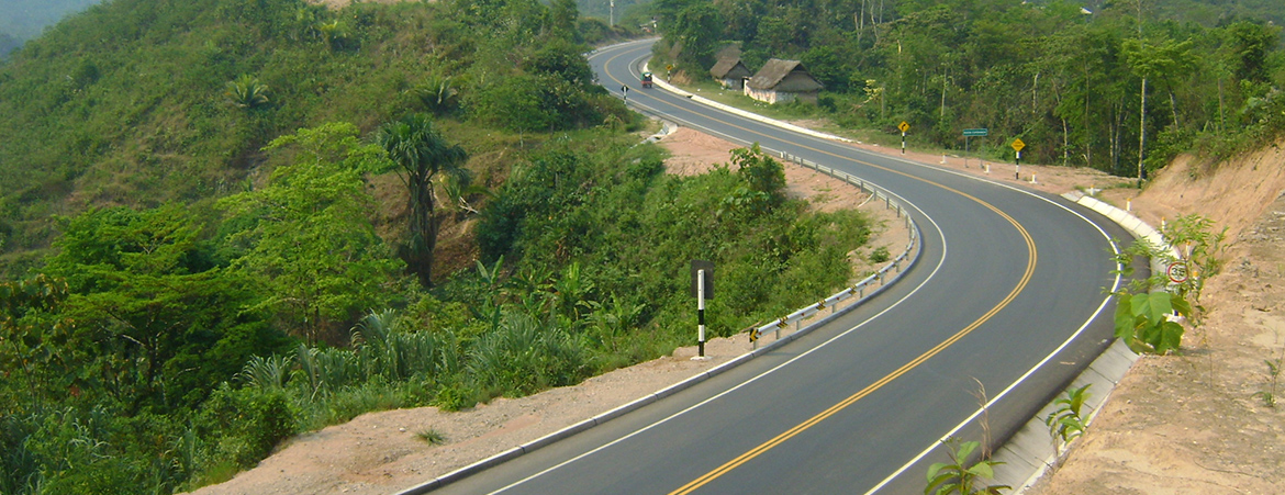 Subcontract for the rehabilitation and Improvement of the Cañete – Lunahuaná Highway