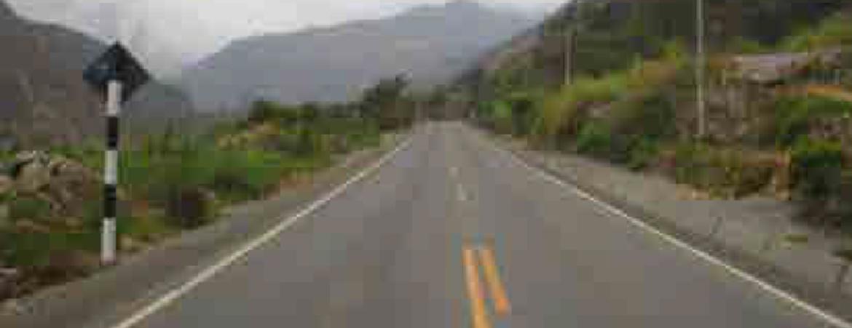 Reconstrucción y rehabilitación de la carretera Shirán – Otuzco