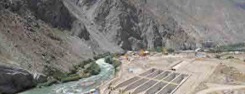 Central Hidroeléctrica El Platanal (110 MW)