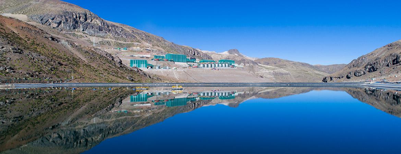 Construction of Tambomayo Water Dam, Access Ways and Process Platforms