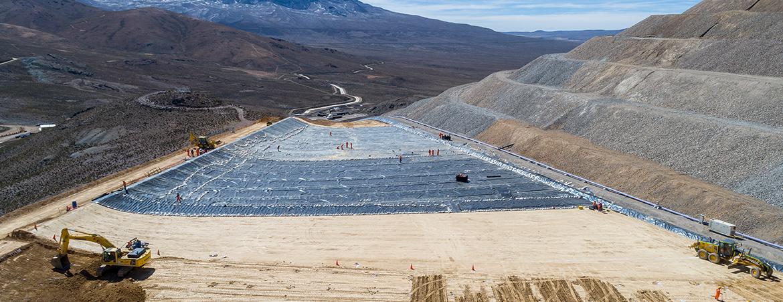 Construcción de PAD 3A – Pucamarca