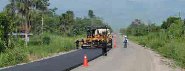 Rehabilitación y mejoramiento de la carretera DV. Tocache – Puente Porongo (Tramo II)