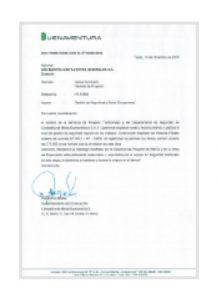 Safety Management<br /> Buenaventura 2016
