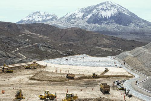 MINSUR reconoce a San Martín por operación segura