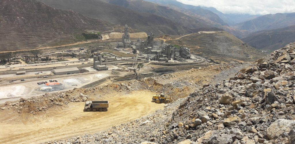 UNACEM Otorga nuevo reconocimiento a San Martín por operación segura