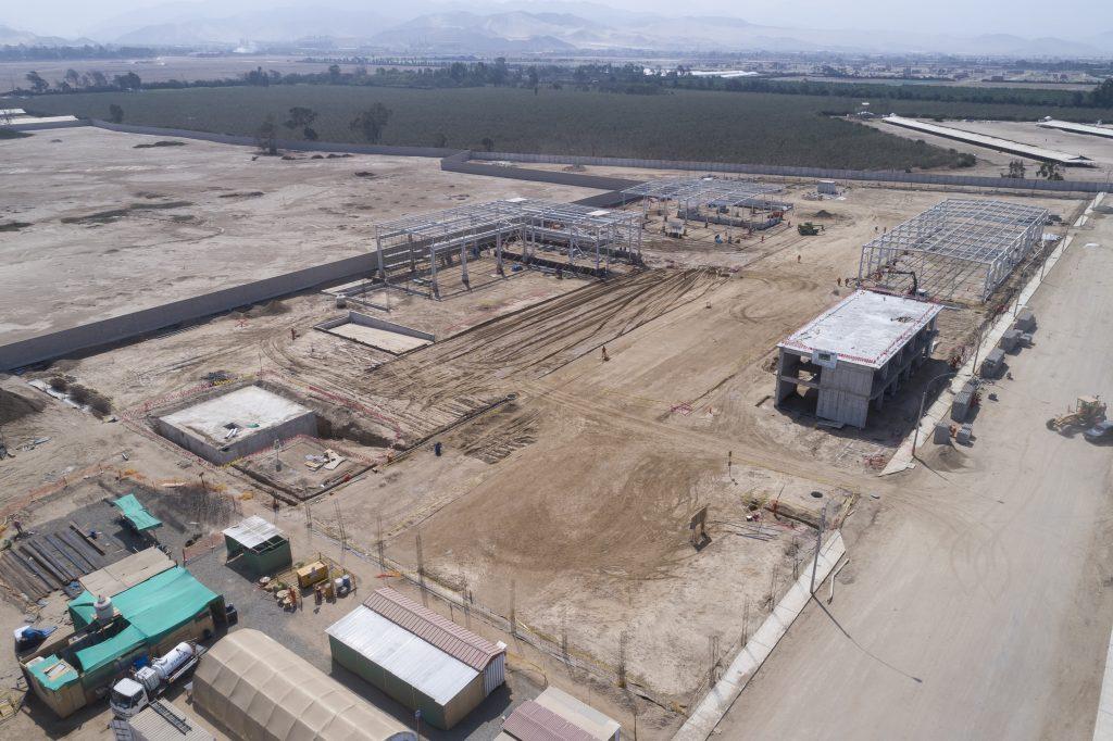 San Martín implementará un centro de reparación para maquinaria propia