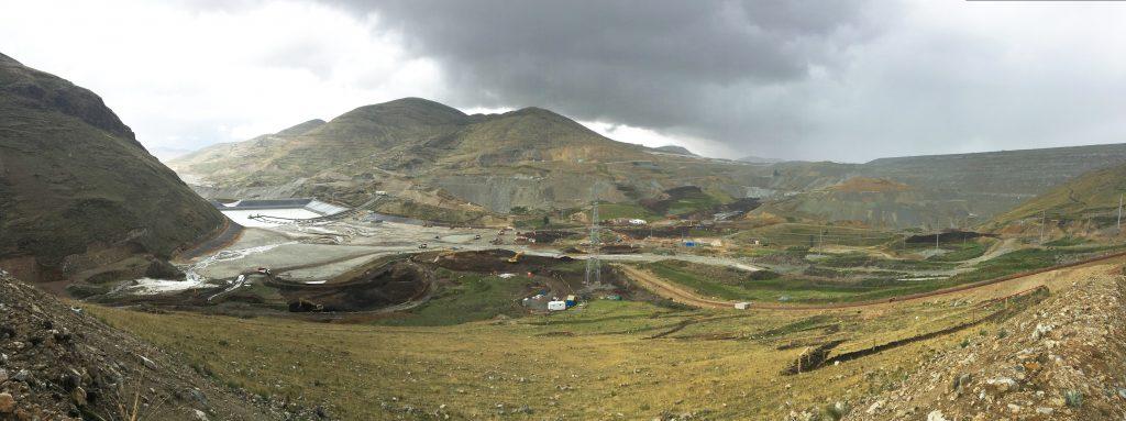 San Martín se adjudica primer proyecto con Las Bambas