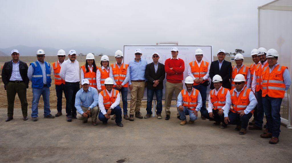San Martín implementará taller de reparación para maquinaria propia