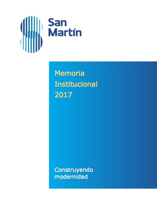 Memoria Anual