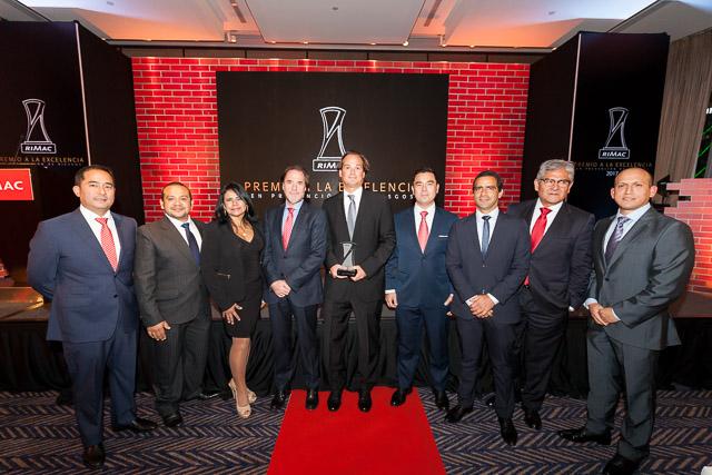 San Martín obtiene reconocimiento por gestión de riesgos laborales