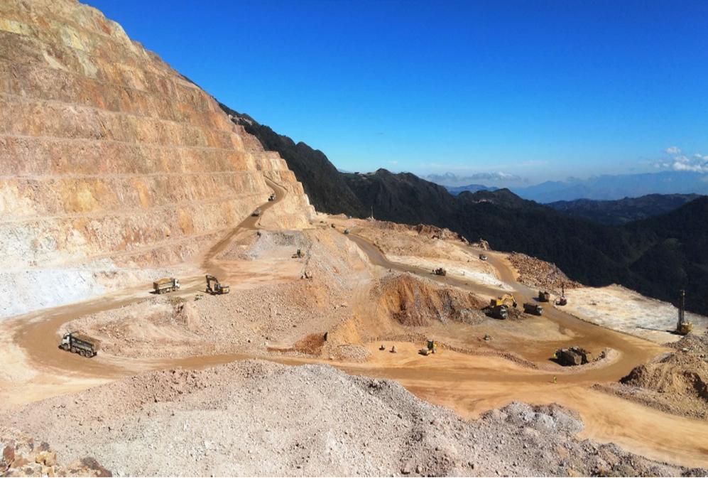 San Martín se adjudica operación de la Zanja, de compañía de minas Buenaventura