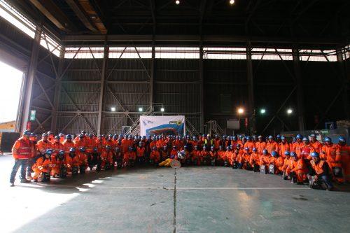 Glencore otorga premio anual de seguridad a San Martín