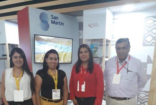 San Martín presente en la 2da edición de la Feria ANDI en Colombia