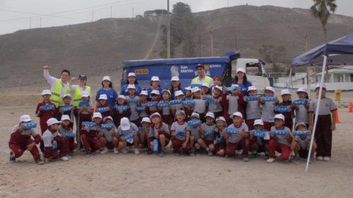 San Martín y Volvo Group Peru impulsan programa de seguridad vial