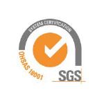 Certificación del Sistema de Gestión de Seguridad y Salud Ocupacional<br />