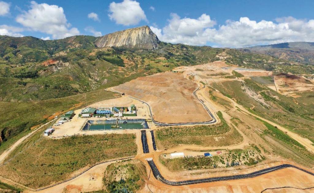 San Martín se adjudica nuevo proyecto de Pan American Silver